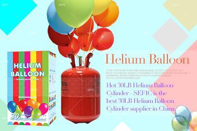 30LB Helium Balloon Cylinder