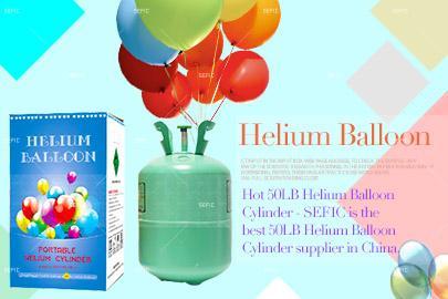 50LB Helium Balloon Cylinder