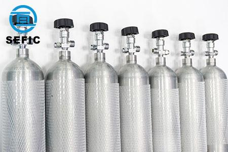 CO2 Beverage Cylinder