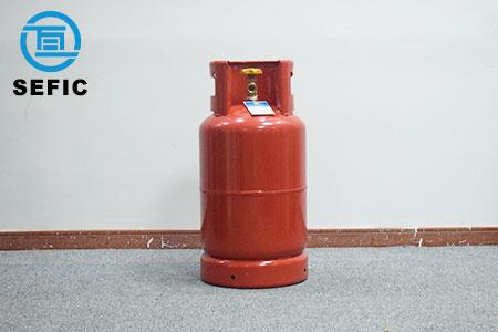 12.5KG Cooking Gas Cylinder/ LPG Gas Tank / LPG Gas Bottle/LPG Gas Cylinder