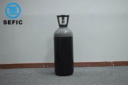 10L 150bar aluminum co2 gas cylinder