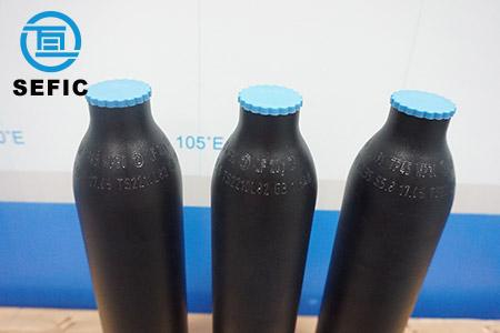 SEFIC food Grade Soda CO2 Aluminium Cylinders