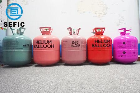 High Performance Cost Helium