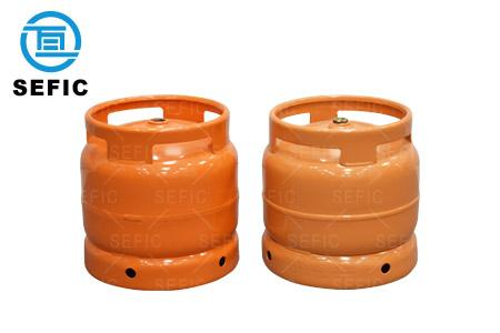 Wholesale 6kg LPG Gas Cylinder