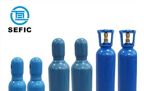 5L Seamless Steel Cylinder