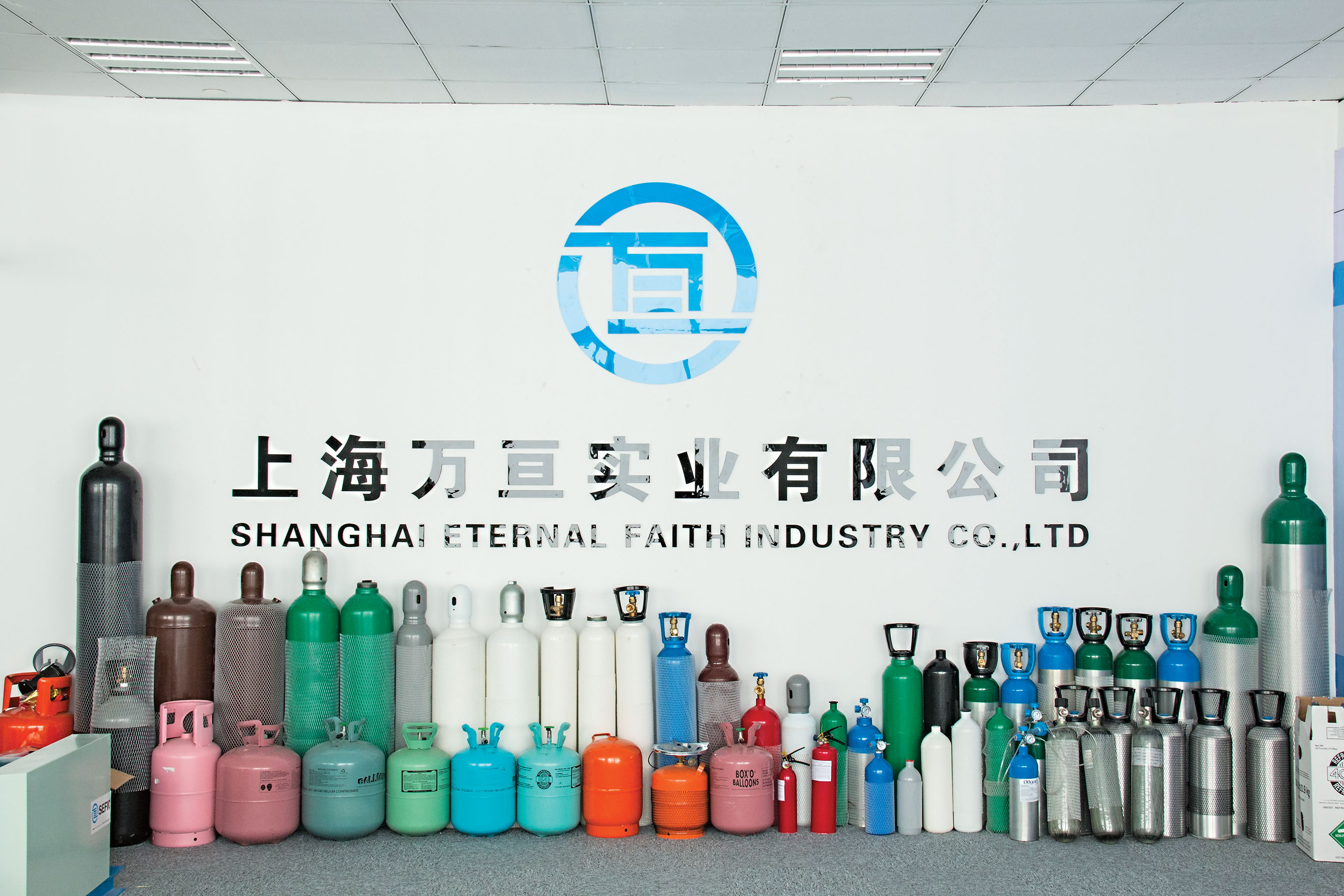 SHANGHAL ETERNAL FAITH INDUSTRY CO.,LTD.