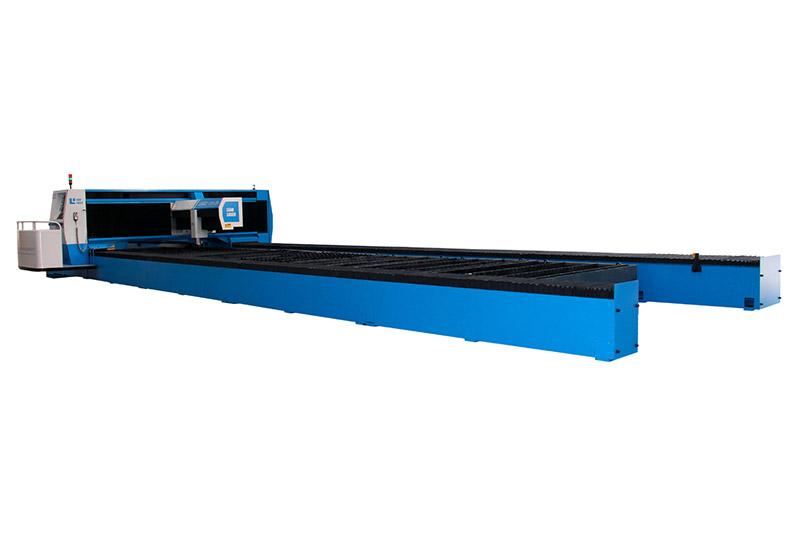 Customized CNC Big Table Cutting Machine LEAD 24x 3m series
