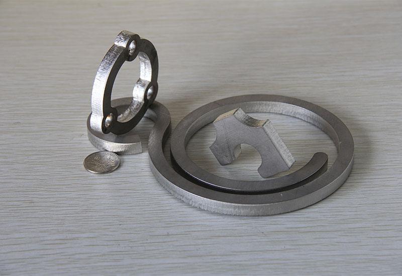 CNC high power CO2 laser cutter LEAD-πIIF 4020/6022