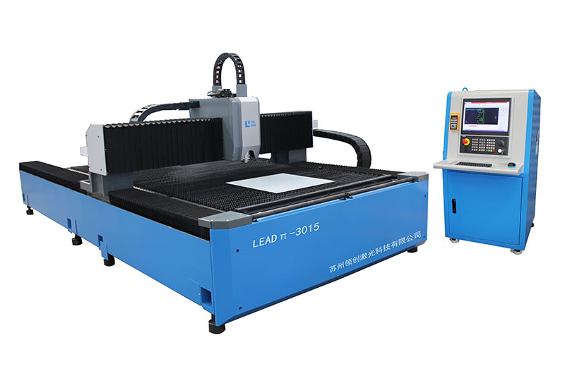 Cheapest CNC Laser cutting machine LEAD-πVF 3015 for thin metals