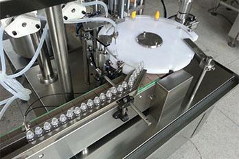 Máquina de llenado de e-líquido