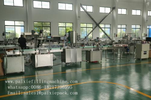 Milk powder / Protein Powder bottle filling machine