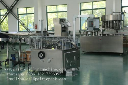 Carton Box Packing Machine