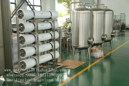Single Grade RO Water Treatment