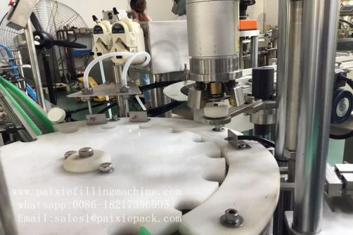 10ml 15ml plastic bottle eye drop filling machine