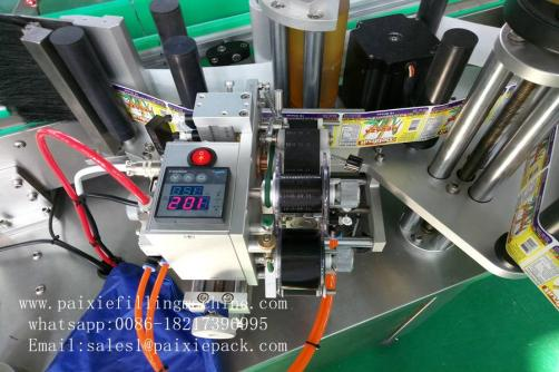 Ribbon Coding Machine