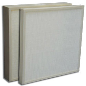 Mini-pleat HEPA Panel Filter