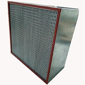 High Temperature Resistant HEPA Filter