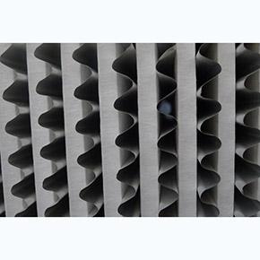 Deep Pleat HEPA Filter