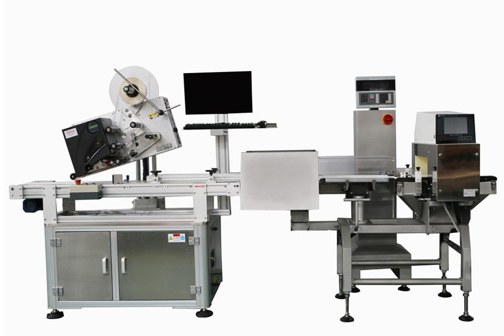 Impresora y Rotuladora de Superficie de Cartón