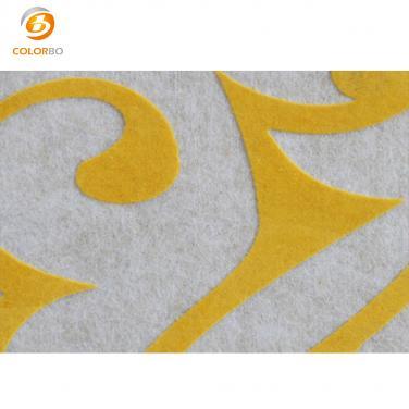Polyester fiber printing sheets