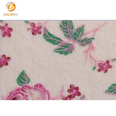 Wholesale printing polyester fiber filling