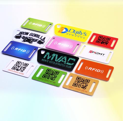 RFID PVC Key Tag