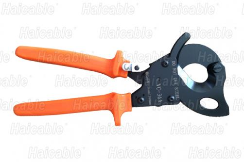 Max Φ36mm Cu/Al cable Cutter VC-36A