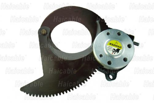 Max Φ80mm Cu/Al Armored Cable Cutter DDQ80