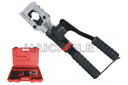 16-240mm² Flip-top Latch Head Crimping Tool HP-240F