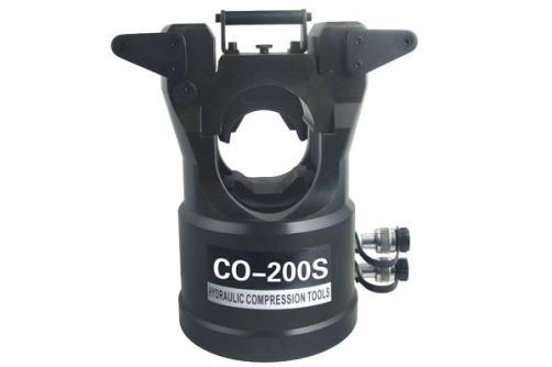 Max Φ91mm Copper Aluminum Tube Crimping Head CO-200S