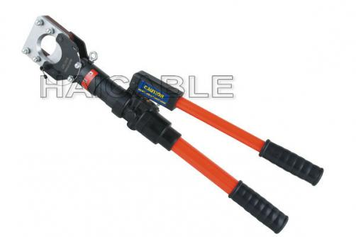 Max Φ54mm Hydraulic Copper Cable Cutter CPC-55FR