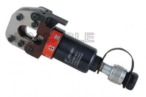 Max Φ20mm Hydraulic Copper Cutter Head CPC-20H