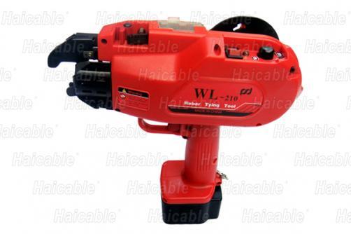 Max Φ21mm Battery Rebar Tying Machine WL-210