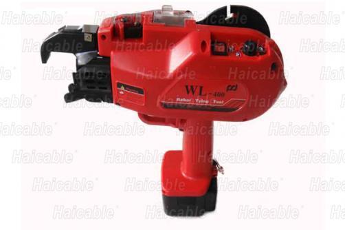 Max Φ40mm Battery Rebar Tying Machine WL-400