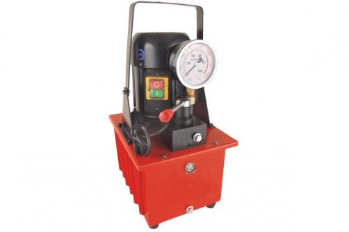 5000cc Oil Capacity Electric Hydraulic Pump EHP-63A