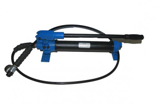 1900cc Oil Capacity Hand Hydraulic Pump CP-700-2A