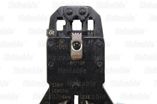 RJ45 RJ12 RJ11 Crimps strips & Cuts Tools HT-200R