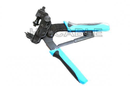 RG59 RG6 F BNC RCA Type Coaxial Crimping Tools HT-H510B