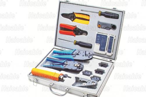 Network Tool Kit & Cable Tester HT-K4015