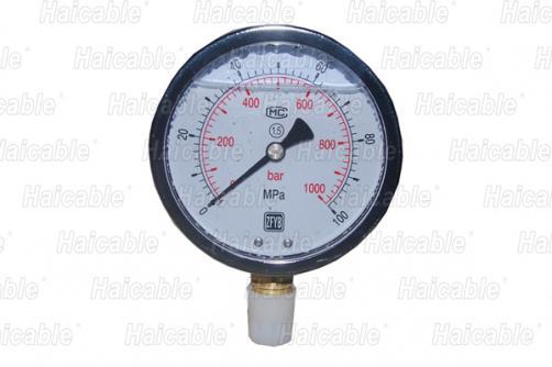 Meter for Electric Pump