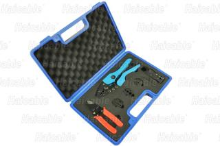 Coaxial Crimping Tools Sets LXK-AN05C