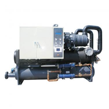 Water-cooled Screw Chiller(-25℃)