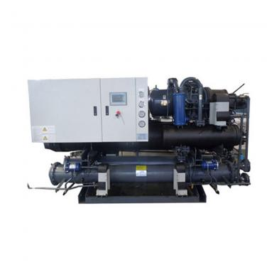 Water-cooled Screw Chiller(-15℃)