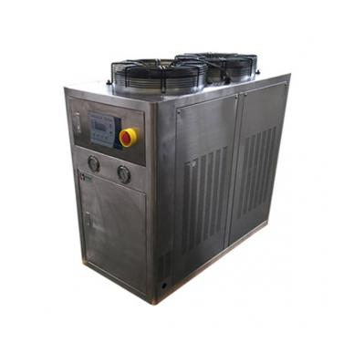 Air Cooled Stainless Steel Frame Chiller