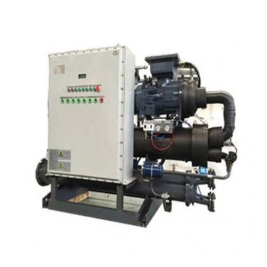 150kw Water Cooled Screw Chiller Unit