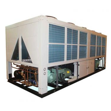 Air Cooled Screw Heat Pump And Chiller Unit