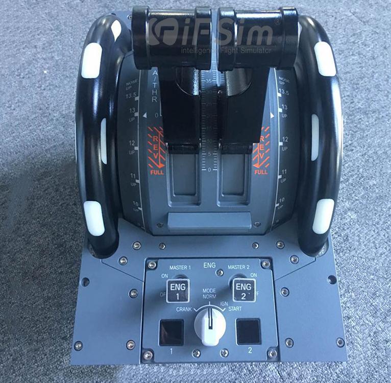 Throttle Quadrant