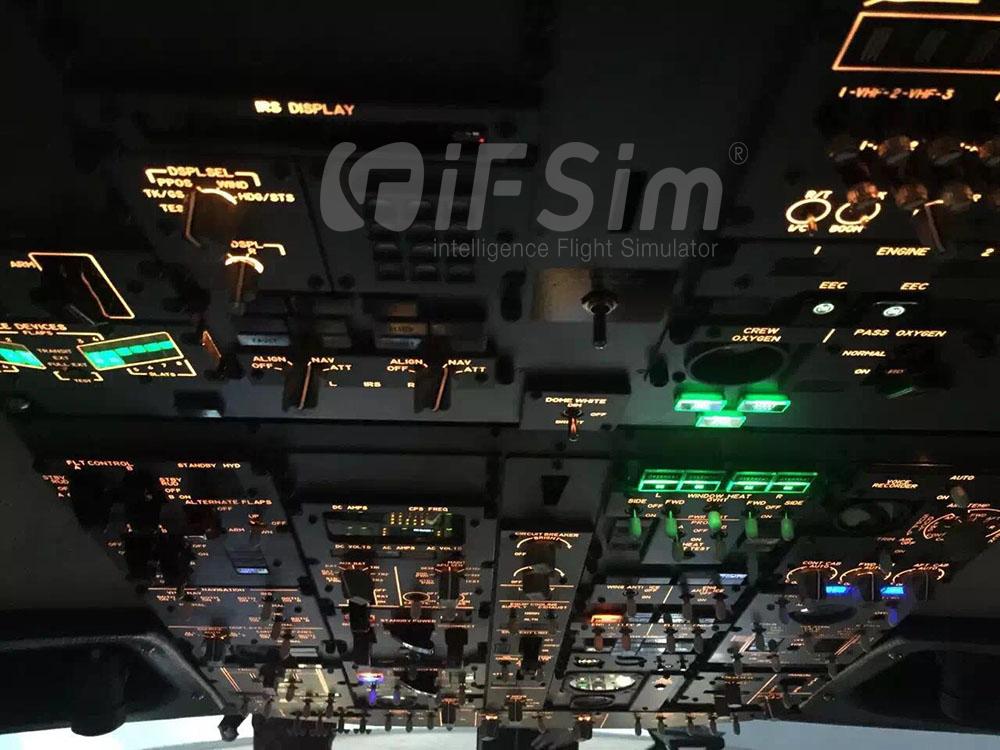 iFSim.B737 Simulator