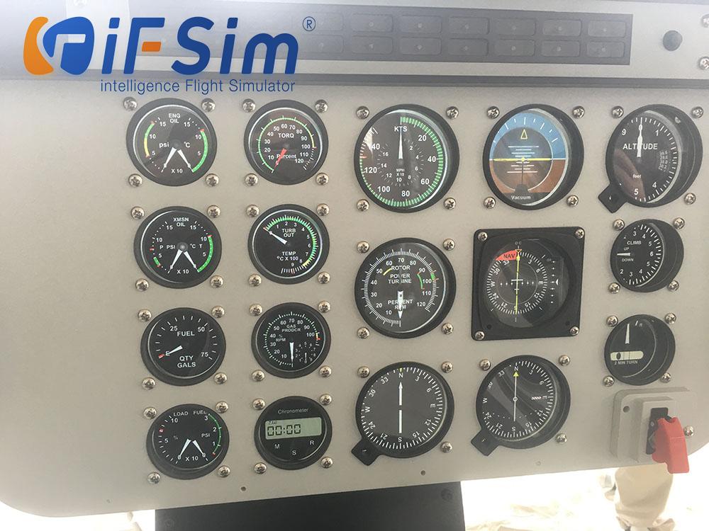 iFSim.Bell206 Simulator