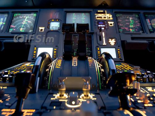 iFSim.A320 Simulator